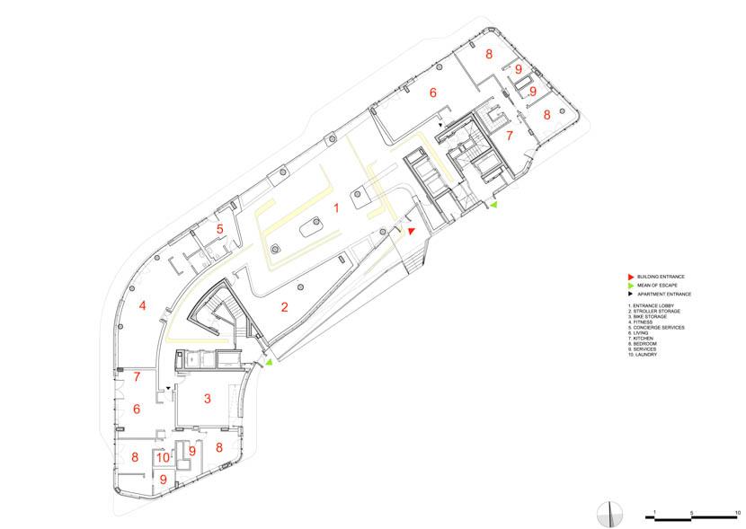 Fotografia de Arquitectura City-Life-Milano-Residential-Complex-Zaha-Hadid-doc-05