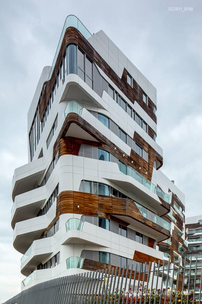 city life milano residential complex zaha hadid sim n On arquitectura zaha hadid