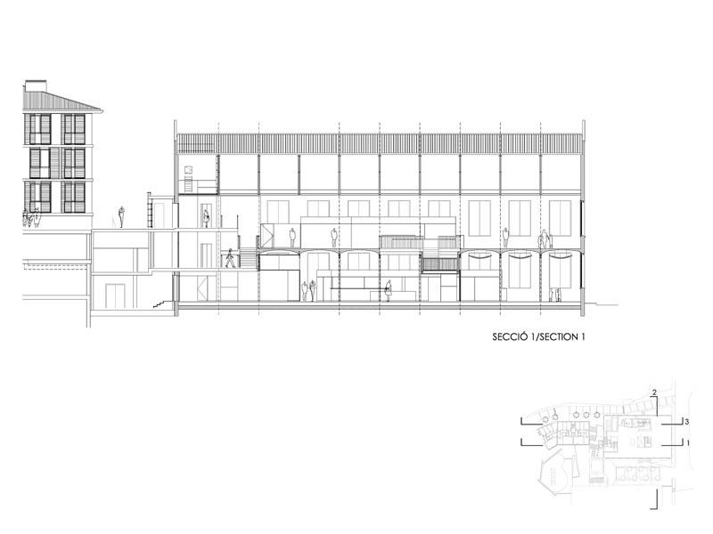 Fotografia de Arquitectura Biblioteca-Can Manyer-Dilme-Fabre-doc-04