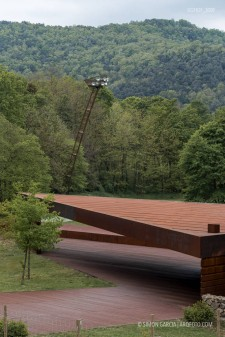 Fotografia de Arquitectura Estadio de atletismo Tussols-Basil-01-SG1631_3006