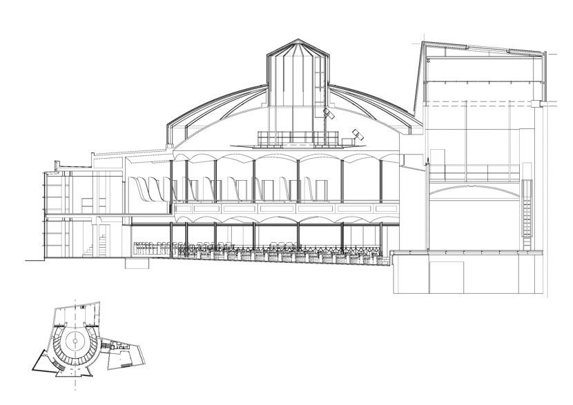 Fotografia de Arquitectura Teatre-La-Massa-Sola-Morales-Dilme-Fabre-doc-03