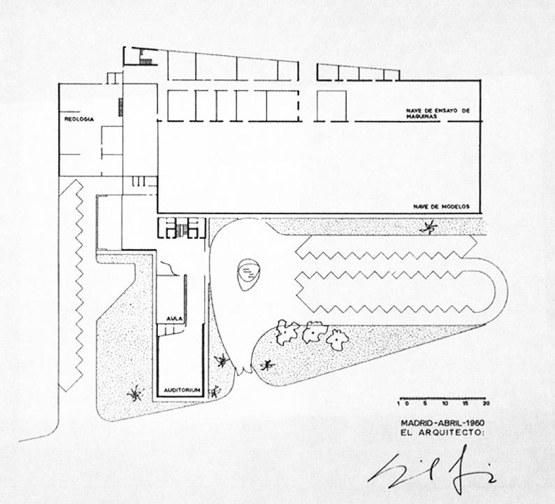 Fotografia de Arquitectura Centro Hidrograficos-1