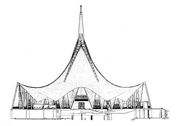 Fotografia de Arquitectura Iglesia de Nuestra Señora de Guadalupe-doc-02