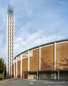 Fotografia de Arquitectura Iglesia de los Dominicos-Fisac-02-SG1670_4452