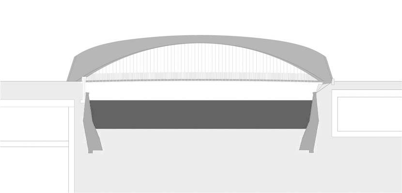 Fotografia de Arquitectura Puente Cascara Matadero Madrid Rio-doc-01