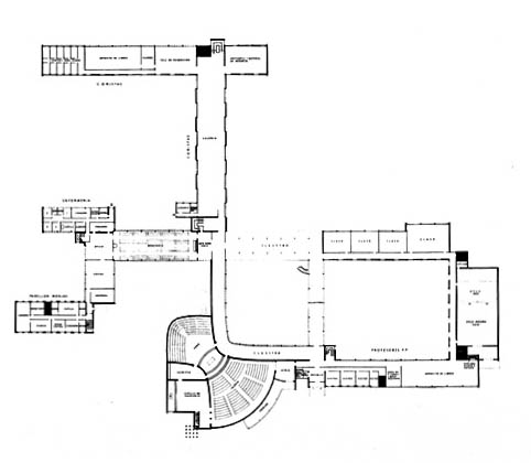 Fotografia de Arquitectura Iglesia de los Dominicos-Fisac-doc-02