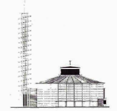 Fotografia de Arquitectura Iglesia de los Dominicos-Fisac-doc-05