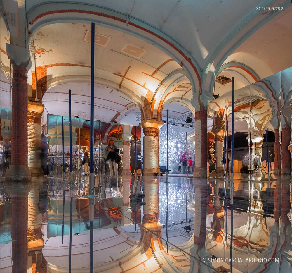 Fotografia de Arquitectura Instalacion-Miralls-Perspective-Playground-Olympus-10-SG1709_9226-2