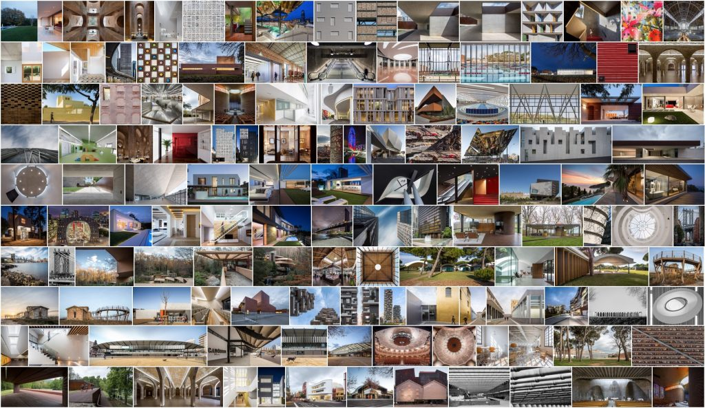 Fotografia de Arquitectura Mosaico1