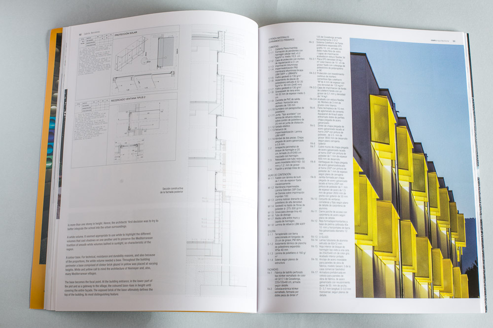 Fotografia de Arquitectura 2017-CON ARQUITECTURA-Institut Cabrils-04