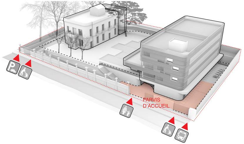 Fotografia de Arquitectura Liceo-frances-lycee-français-b720-doc-01