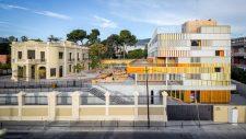Fotografia de Arquitectura Lycee-français-Liceo-frances-b720-Fermin-Vazquez-03-SG1771_9914-2