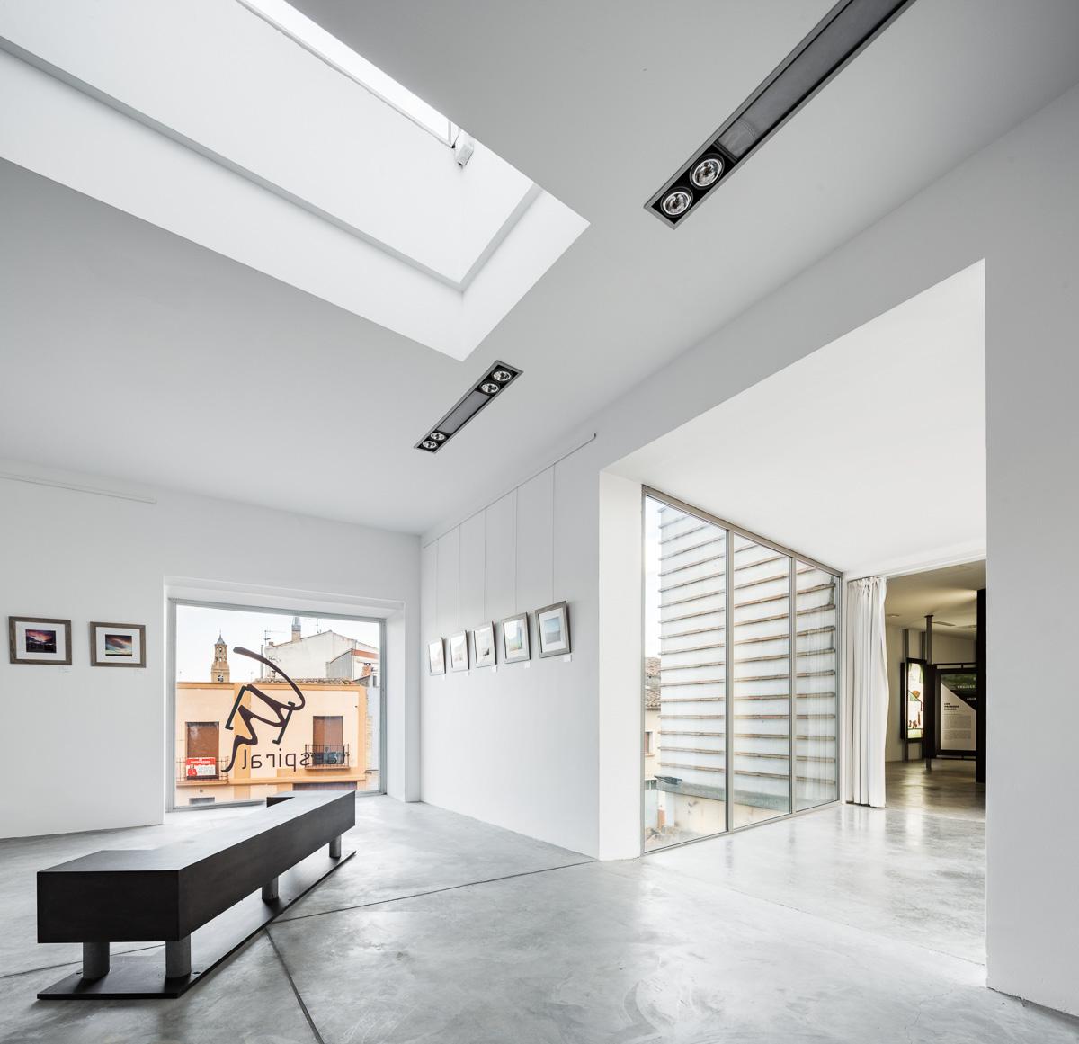 Fotografia de Arquitectura La-Espiral-D