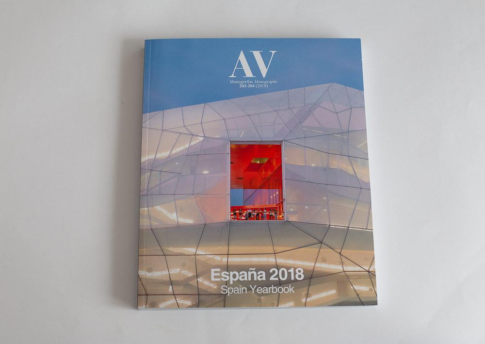 Fotografia de Arquitectura 2018-Revista-AV Monografias-01