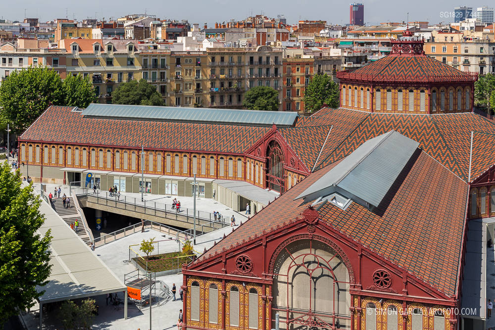 Fotografia de Arquitectura Mercat-de-Sant-Antoni-Ravetllat-Ribas-02-SG1829_7444