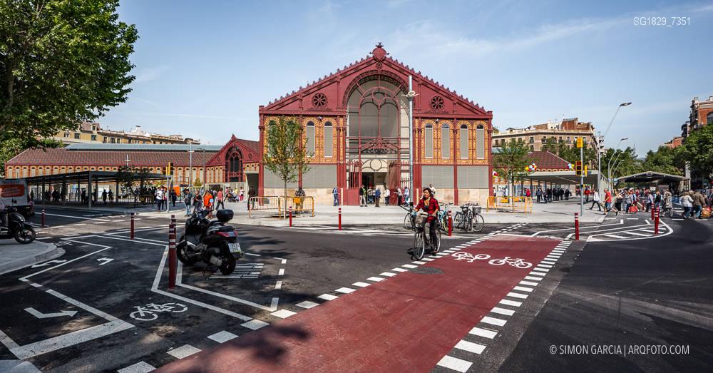 Fotografia de Arquitectura Mercat-de-Sant-Antoni-Ravetllat-Ribas-05-SG1829_7351