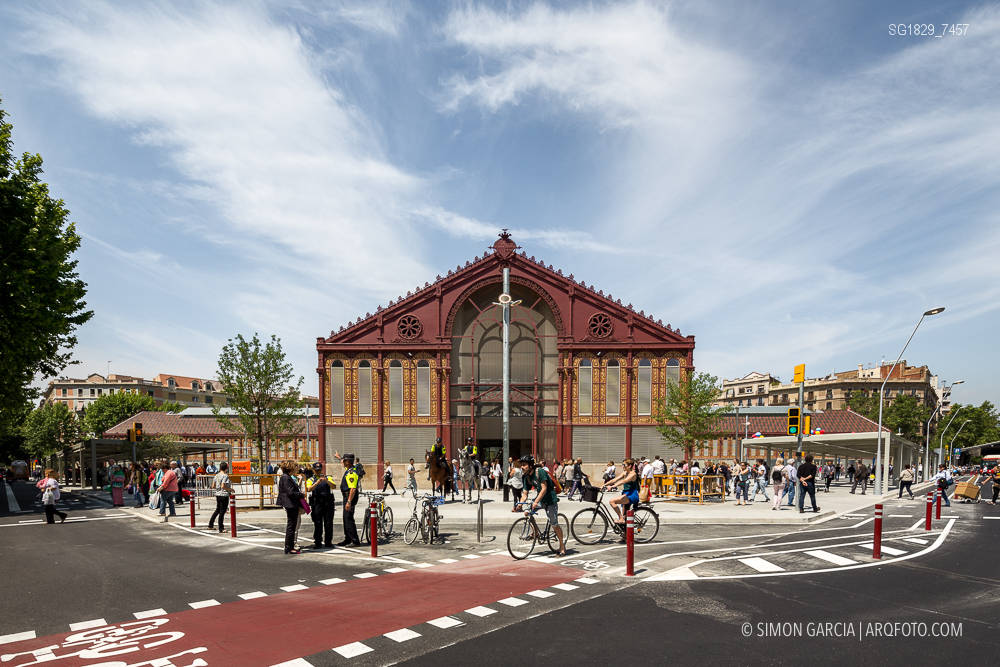 Fotografia de Arquitectura Mercat-de-Sant-Antoni-Ravetllat-Ribas-06-SG1829_7457