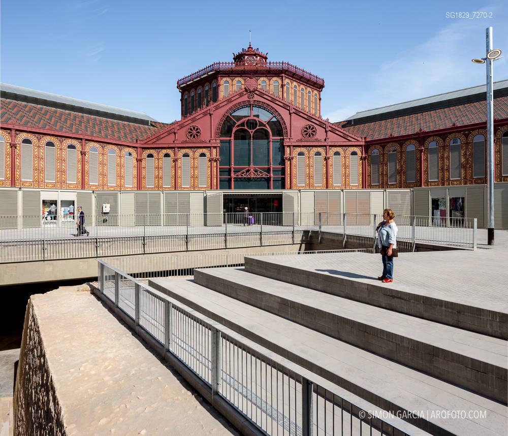 Fotografia de Arquitectura Mercat-de-Sant-Antoni-Ravetllat-Ribas-09-SG1829_7270-2
