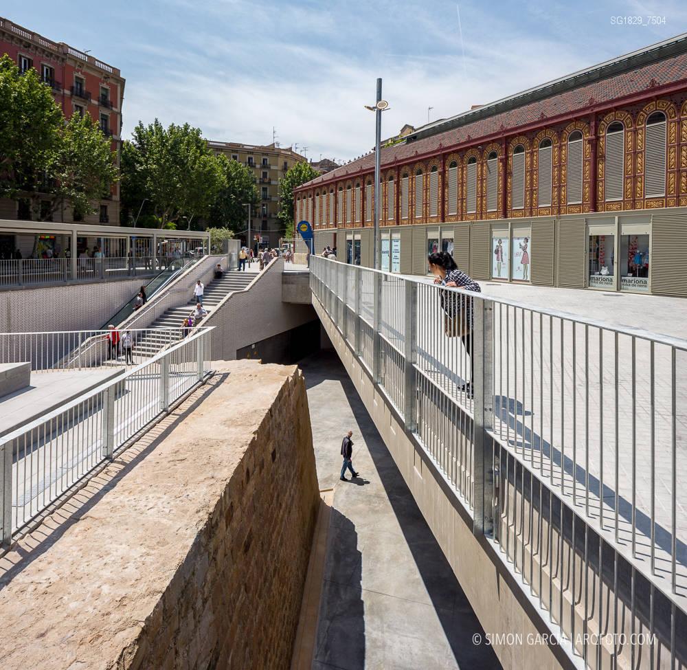 Fotografia de Arquitectura Mercat-de-Sant-Antoni-Ravetllat-Ribas-11-SG1829_7504