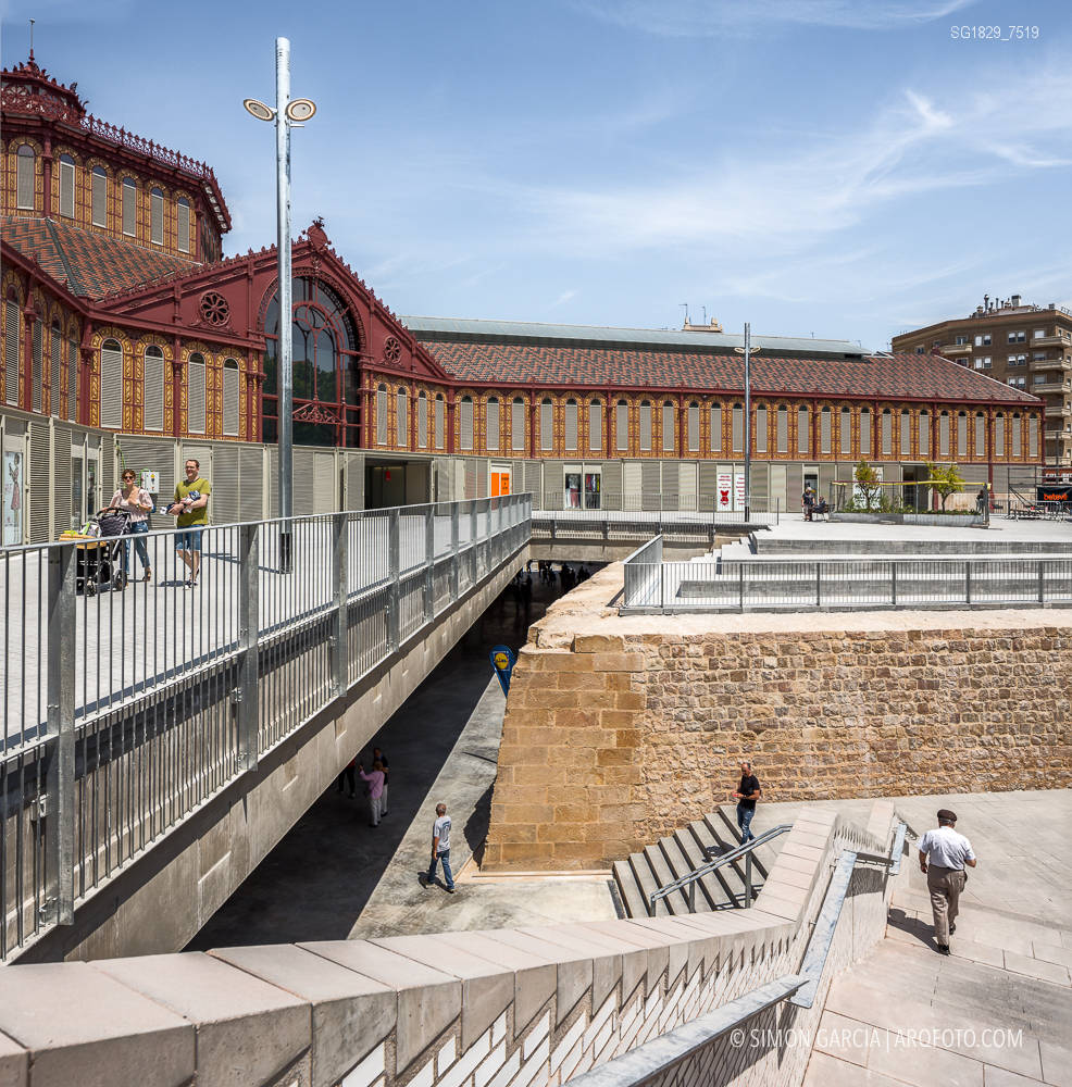 Fotografia de Arquitectura Mercat-de-Sant-Antoni-Ravetllat-Ribas-12-SG1829_7519