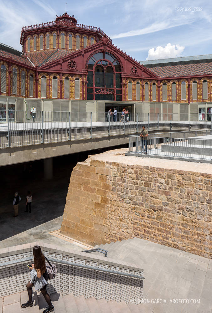 Fotografia de Arquitectura Mercat-de-Sant-Antoni-Ravetllat-Ribas-13-SG1829_7532