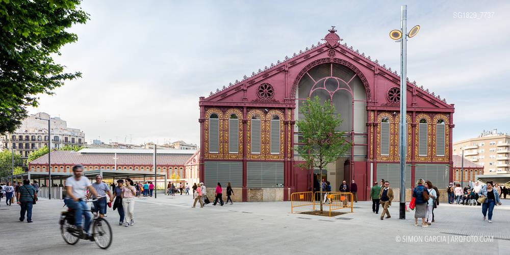 Fotografia de Arquitectura Mercat-de-Sant-Antoni-Ravetllat-Ribas-32-SG1829_7737