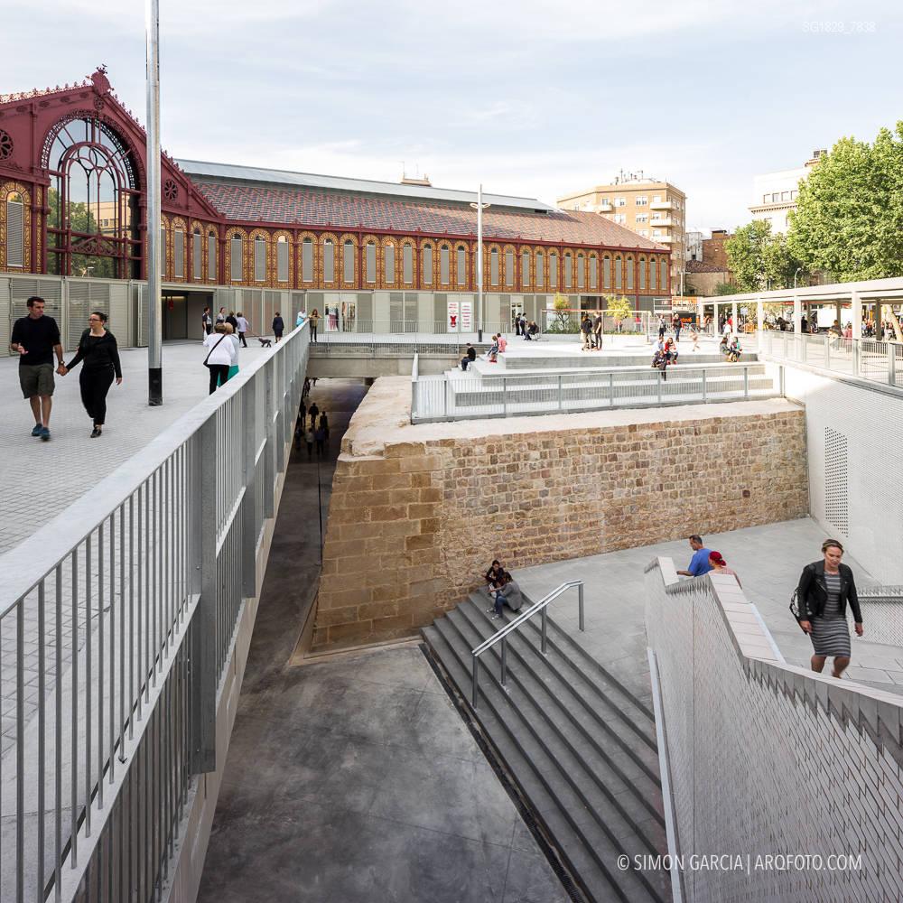 Fotografia de Arquitectura Mercat-de-Sant-Antoni-Ravetllat-Ribas-34-SG1829_7838