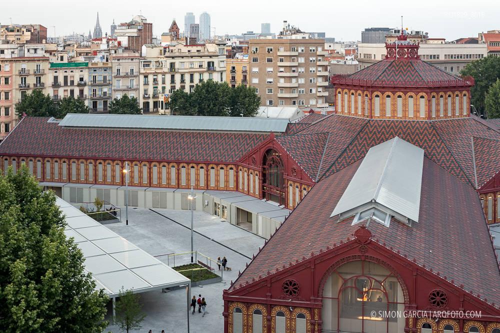 Fotografia de Arquitectura Mercat-de-Sant-Antoni-Ravetllat-Ribas-48-SG1829_8016