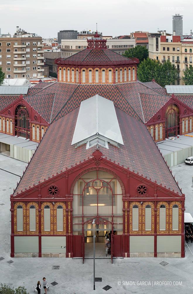 Fotografia de Arquitectura Mercat-de-Sant-Antoni-Ravetllat-Ribas-49-SG1829_8020
