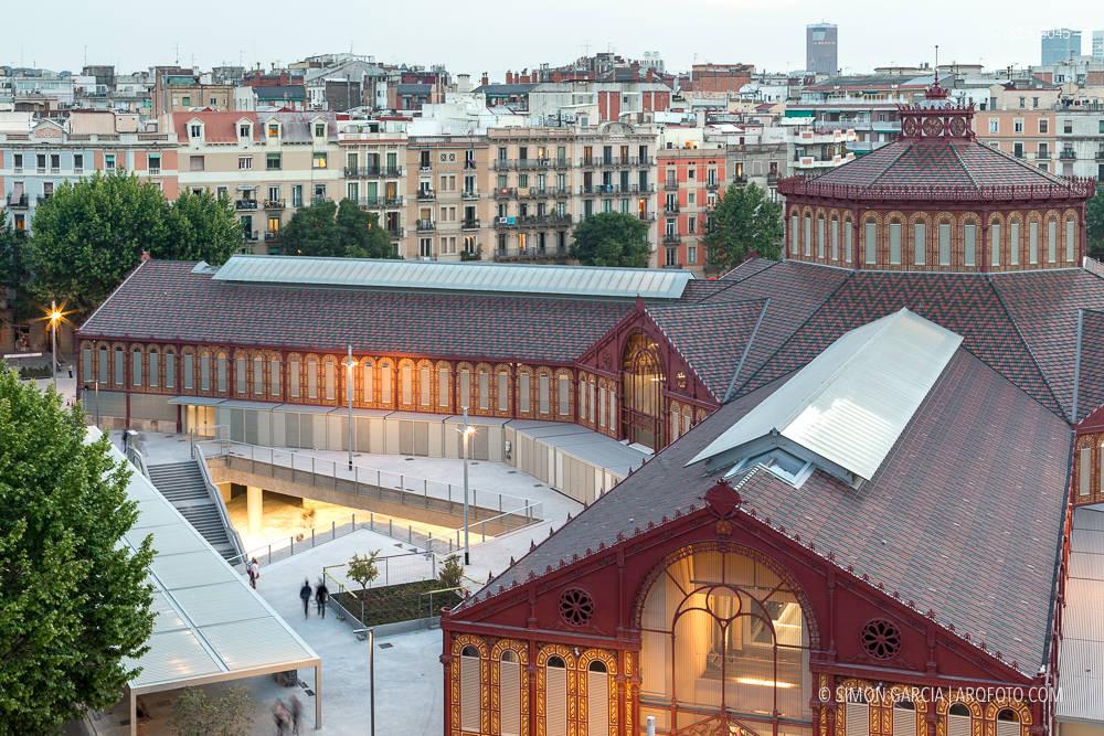 Fotografia de Arquitectura Mercat-de-Sant-Antoni-Ravetllat-Ribas-51-SG1829_8045