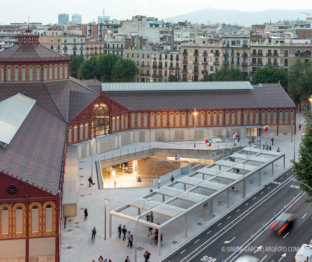 Fotografia de Arquitectura Mercat-de-Sant-Antoni-Ravetllat-Ribas-53-SG1829_8049-2