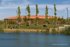 Fotografia de Arquitectura Palau-Esports-Jocs-Mediterrani-Tarragona-bbarquitectes-AIA-01-SG1845_9606