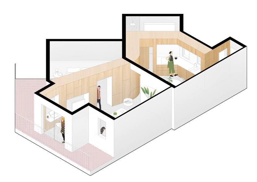 Fotografo de Arquitectura rehabilitaciob-piso-eixample-auba-doc-01