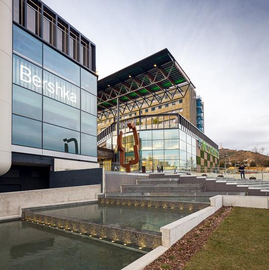 Fotografo de Arquitectura Centro comercial Finestrelles-16-SG1862_2147-2