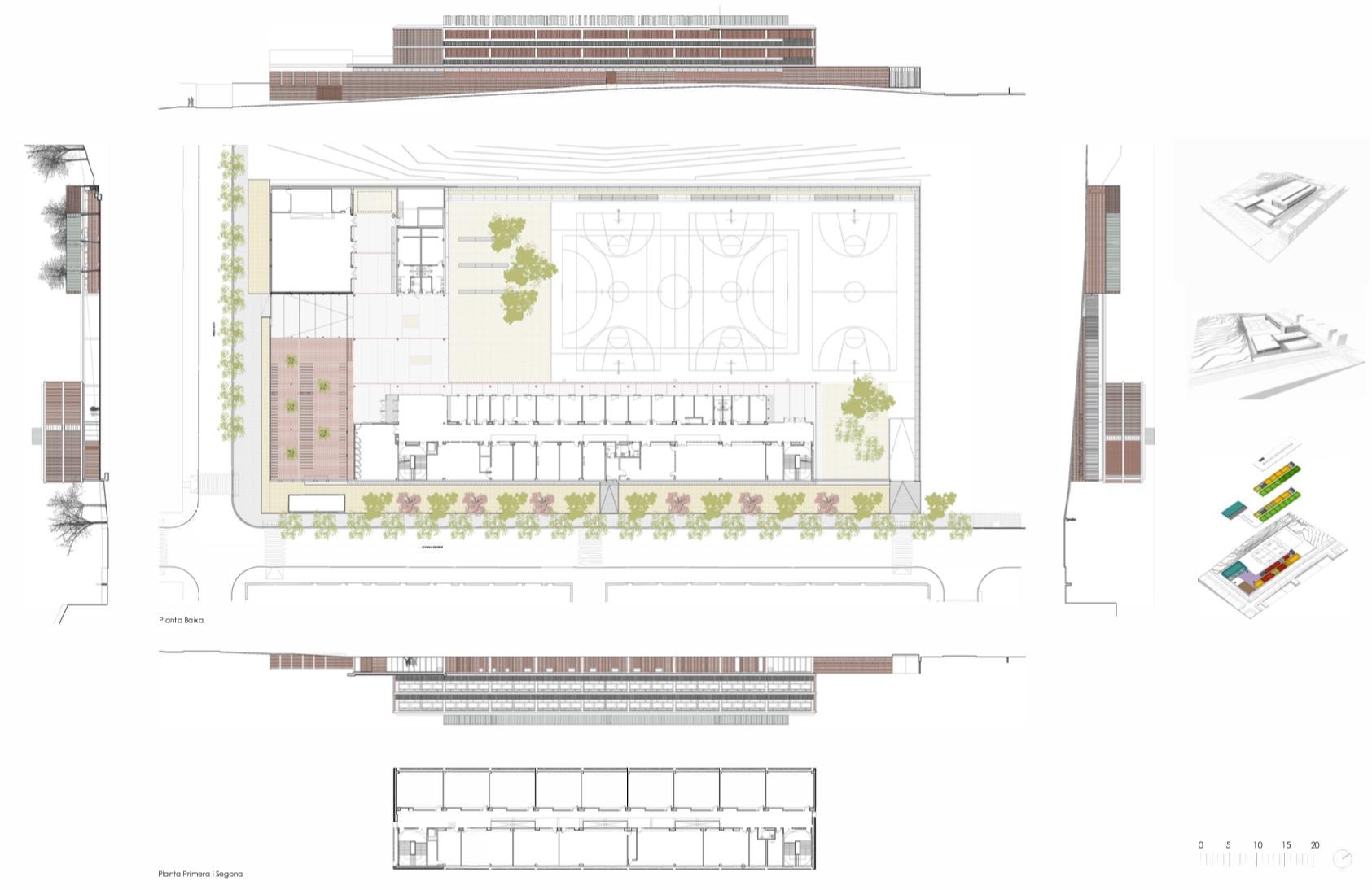 Fotografo de Arquitectura IES Aimerigues-doc