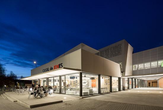 Fotografo de Arquitectura Casal Sant Feliu-AMB-20-3705
