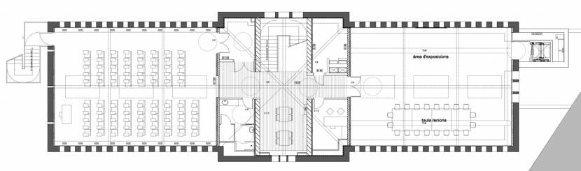 Fotografo de Arquitectura edifici coneixement-CPVA-doc-05