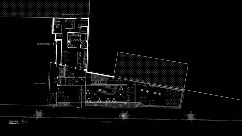 Fotografo de Arquitectura Cafeteria Entrelimites Las Palmas-Romera Ruiz-doc-05