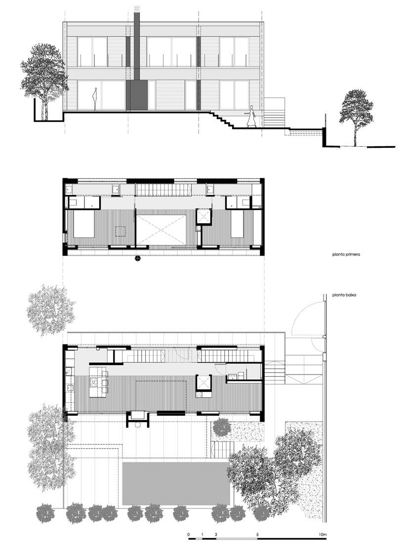 Fotografia de Arquitectura Casa Vapor-Nexe arquitctura-Sant Boi-doc-01