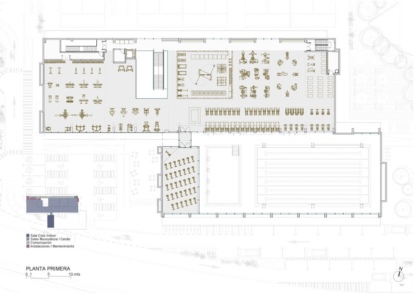 Fotografo de Arquitectura Centro deportivo Telde-Romera Ruiz arquitectos-doc-03