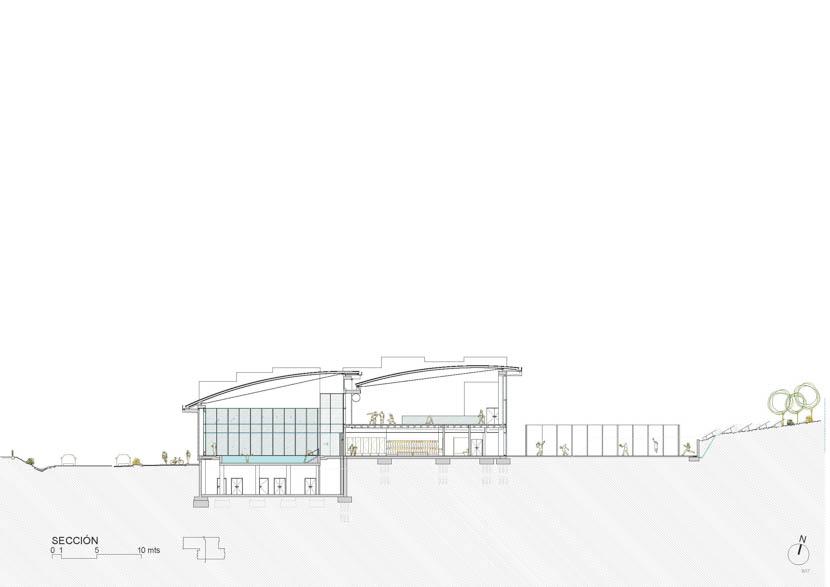 Fotografo de Arquitectura Centro deportivo Telde-Romera Ruiz arquitectos-doc-06