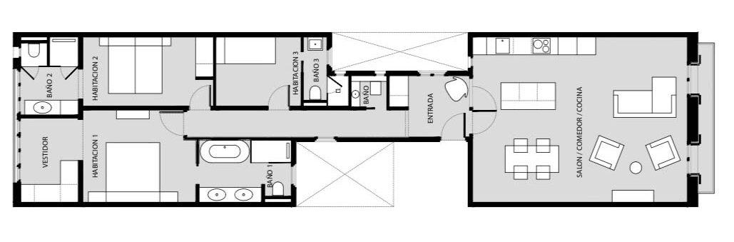 Fotografo de Arquitectura Piso Madrazo-08023 architects-doc-01