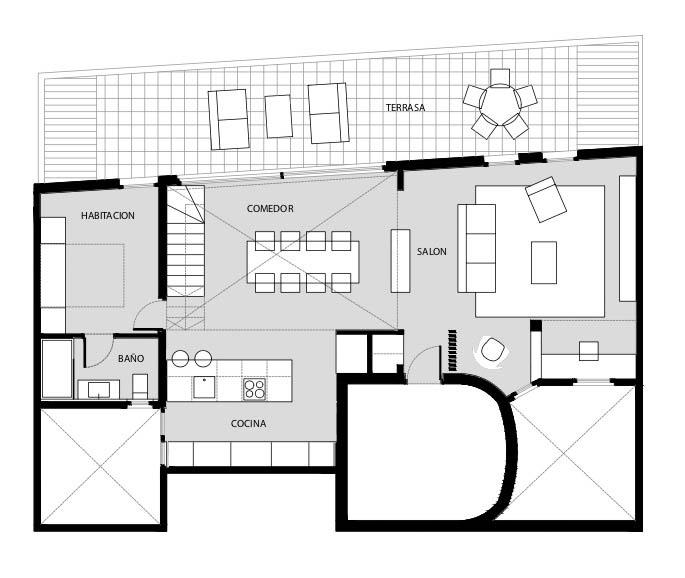 Fotografo de Arquitectura Reforma Vivienda Camp-08023 architects-doc-01