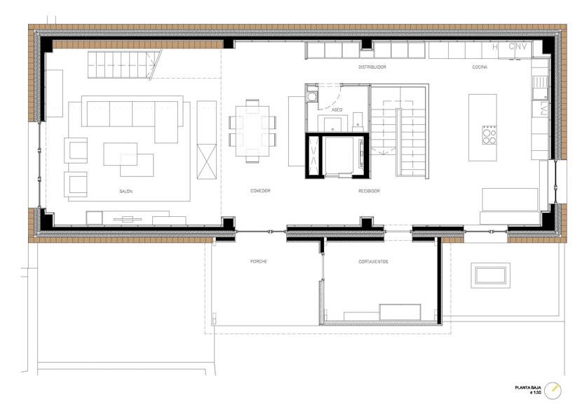 Fotografo de Arquitectura Casa Monago-Benasque-KOZO arquitectura-doc-02