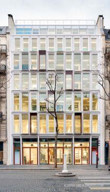 Fotografia de Arquitectura Boulevard Malesherbes-Garcia Faura-dtacc-01-SG2101_9213