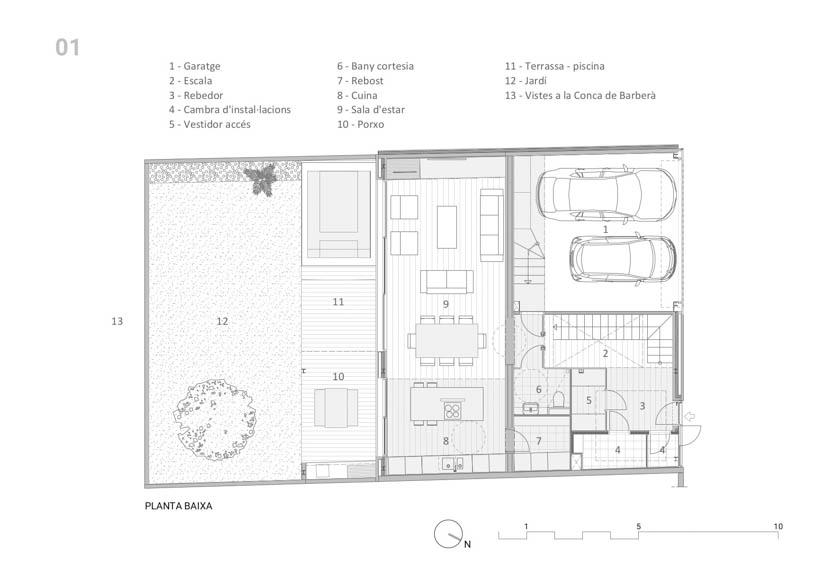 Fotografia de Arquitectura Casa Trave Solivella-2BMFG-doc-01