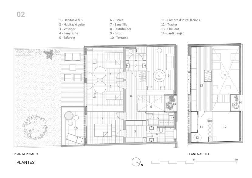 Fotografia de Arquitectura Casa Trave Solivella-2BMFG-doc-04