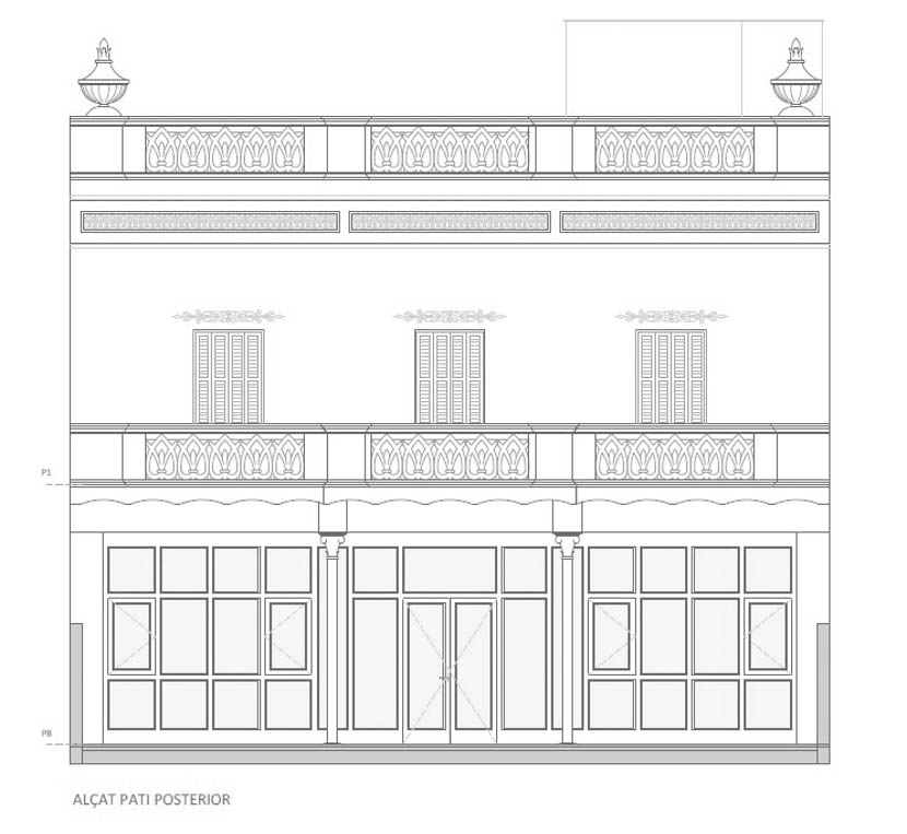 Fotografia de Arquitectura Rehabilitacion vivienda Bonanova-2BMFG-doc-01