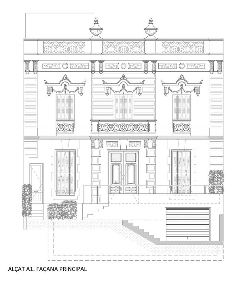 Fotografia de Arquitectura Rehabilitacion vivienda Bonanova-2BMFG-doc-02