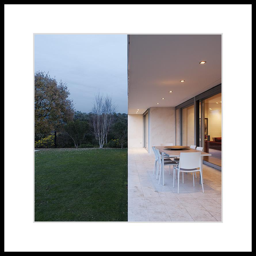 Casa en les Franqueses del Vallés de CPVA. Fotografia de arquitectura de Simon Garcia arqfoto